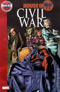 House of M Civil War TPB (2009 Marvel) 1st Edition 1-1ST