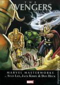 Marvel Masterworks Avengers TPB (2009- Marvel) 1-1ST