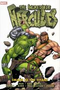 Incredible Hercules Smash of the Titans HC (2009 Marvel) 1-1ST