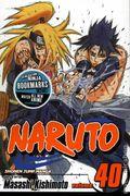 Naruto TPB (2003-2015 Shonen Jump Edition Digest) 40-1ST