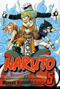 Naruto TPB (2003-2015 Shonen Jump Edition Digest) 5-REP