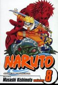 Naruto TPB (2003-2015 Shonen Jump Edition Digest) 8-REP