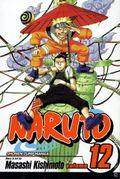 Naruto TPB (2003-2015 Shonen Jump Edition Digest) 12-1ST