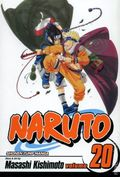 Naruto TPB (2003-2015 Shonen Jump Edition Digest) 20-1ST