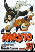 Naruto TPB (2003-2015 Shonen Jump Edition Digest) 23-1ST