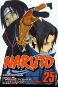 Naruto TPB (2003-2015 Shonen Jump Edition Digest) 25-1ST