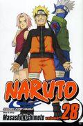 Naruto TPB (2003-2015 Shonen Jump Edition Digest) 28-1ST