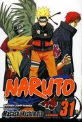 Naruto TPB (2003-2015 Shonen Jump Edition Digest) 31-1ST