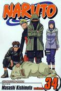Naruto TPB (2003-2015 Shonen Jump Edition Digest) 34-1ST