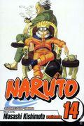 Naruto TPB (2003-2015 Shonen Jump Edition Digest) 14-1ST