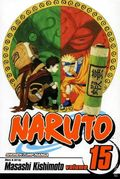 Naruto TPB (2003-2015 Shonen Jump Edition Digest) 15-1ST