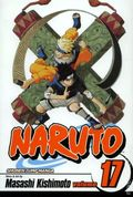 Naruto TPB (2003-2015 Shonen Jump Edition Digest) 17-1ST