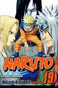 Naruto TPB (2003-2015 Shonen Jump Edition Digest) 19-1ST