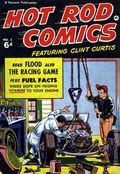 Hot Rod Comics (1951 U. K. Edition) 3