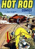 Hot Rod Comics (1951 U. K. Edition) 7