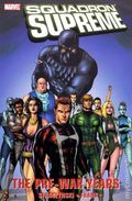 Squadron Supreme The Pre-War Years TPB (2009 Marvel) 1-1ST