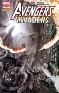Avengers Invaders (2008 Marvel Dynamite) 9C