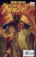 New Avengers Reunion (2009) 3