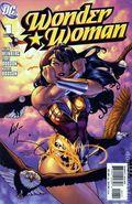 Wonder Woman (2006 3rd Series) 1AADFSIGNED