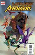 Lockjaw and the Pet Avengers (2009) 1A
