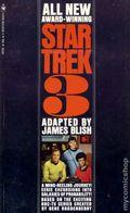 Star Trek PB (1967-1977 Bantam Novel Series) 3-1ST