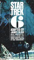 Star Trek PB (1967-1977 Bantam Novel Series) 6-1ST