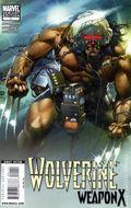 Wolverine Weapon X (2009 Marvel) 1B