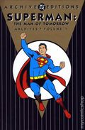 DC Archive Editions Superman Man of Tomorrow HC (2004-2014 DC) 1-1ST