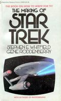 Making of Star Trek PB (1968 Ballantine Novel) 1-REP