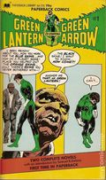 Green Lantern/Green Arrow PB (1972 Paperback Library) 1-1ST