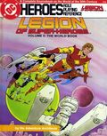 DC Heroes Role-Playing Reference Legion of Super-Heroes SC (1987 Mayfair) 2-1ST