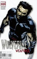 Wolverine Weapon X (2009 Marvel) 1REP