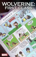 Wolverine First Class (2008) 14B