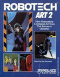 Robotech Art The Official Guide to the Robotech Universe SC (1986-1988 Donning) 2-1ST