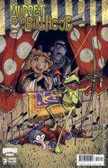 Muppet Robin Hood (2009 Boom Studios) 3A
