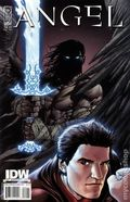 Angel (2009 3rd Series IDW) 22A