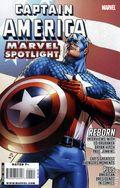 Marvel Spotlight Captain America (2009) 0