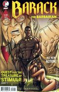 Barack the Barbarian (2009 Devils Due) 1A