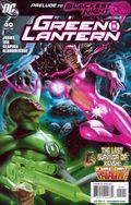 Green Lantern (2005 3rd Series) 40B
