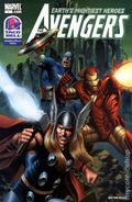 Avengers Taco Bell Exclusive Edition (2009) 1