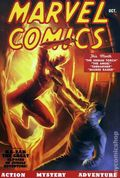 Golden Age Marvel Comics Omnibus HC (2009 Marvel) 1st Edition 1A-1ST