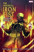 Immortal Iron Fist TPB (2007-2009 Marvel) 4-1ST