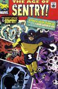 Sentry Age of the Sentry TPB (2009 Marvel) 1-1ST