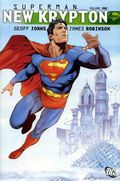 Superman New Krypton HC (2009-2010 DC) 1-1ST