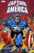 Captain America Fighting Chance TPB (2009 Marvel) 1-1ST