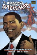 Amazing Spider-Man Election Day HC (2009 Marvel) 1B-1ST