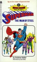 Superman The Man of Steel PB (1983 Which Way Book) 1-1ST