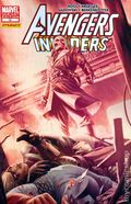 Avengers Invaders (2008 Marvel Dynamite) 10B