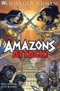 Wonder Woman Amazons Attack TPB (2009 DC) 1-1ST