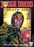 Judge Dredd Death Aid TPB (2001 Titan/2000 AD) 1-1ST